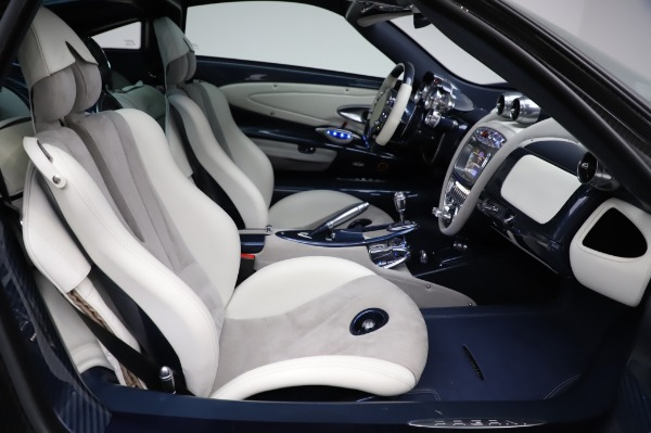 Used 2014 Pagani Huayra for sale Call for price at Maserati of Greenwich in Greenwich CT 06830 22