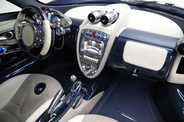 Used 2014 Pagani Huayra for sale Call for price at Maserati of Greenwich in Greenwich CT 06830 24
