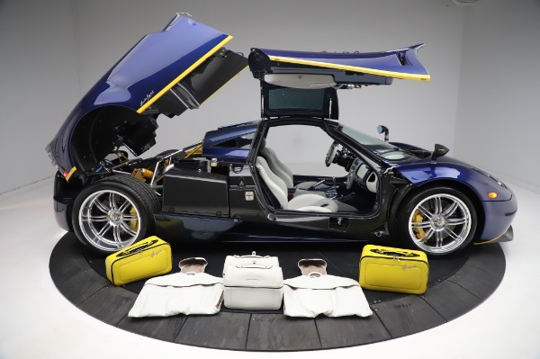 Used 2014 Pagani Huayra for sale Call for price at Maserati of Greenwich in Greenwich CT 06830 26