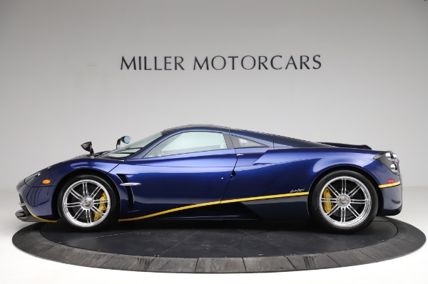 Used 2014 Pagani Huayra for sale Call for price at Maserati of Greenwich in Greenwich CT 06830 3