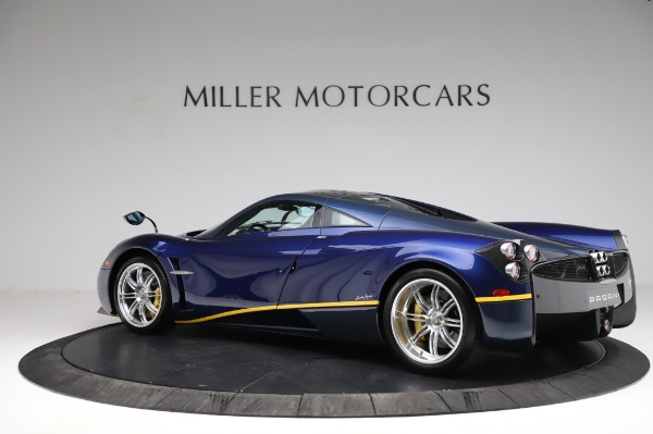 Used 2014 Pagani Huayra for sale Call for price at Maserati of Greenwich in Greenwich CT 06830 4