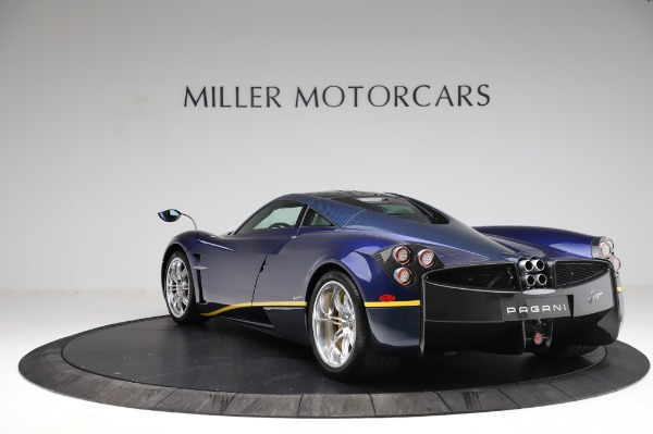 Used 2014 Pagani Huayra for sale Call for price at Maserati of Greenwich in Greenwich CT 06830 5