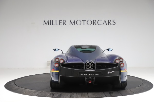 Used 2014 Pagani Huayra for sale Call for price at Maserati of Greenwich in Greenwich CT 06830 6
