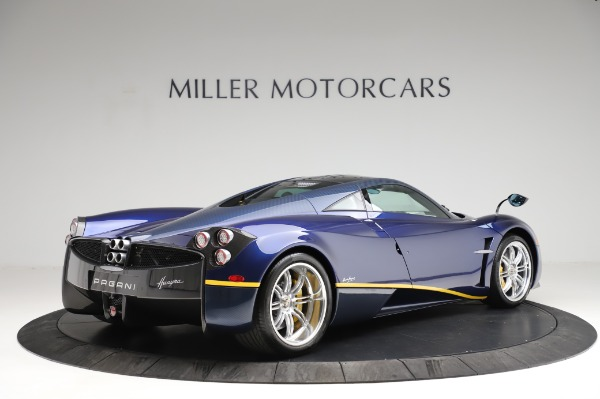 Used 2014 Pagani Huayra for sale Call for price at Maserati of Greenwich in Greenwich CT 06830 8