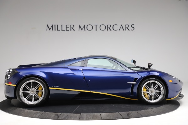 Used 2014 Pagani Huayra for sale Call for price at Maserati of Greenwich in Greenwich CT 06830 9