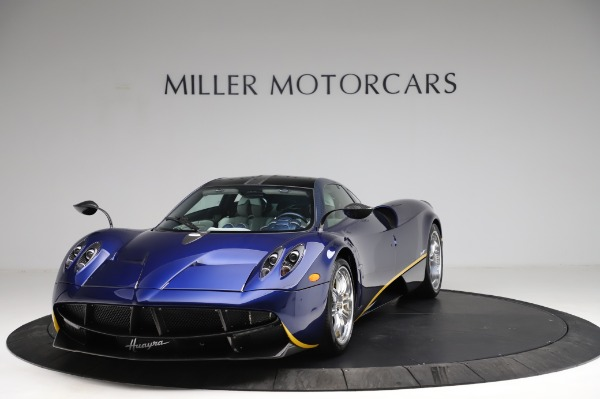 Used 2014 Pagani Huayra for sale Call for price at Maserati of Greenwich in Greenwich CT 06830 1