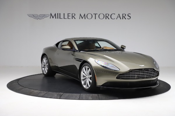 Used 2018 Aston Martin DB11 V8 for sale $151,900 at Maserati of Greenwich in Greenwich CT 06830 10