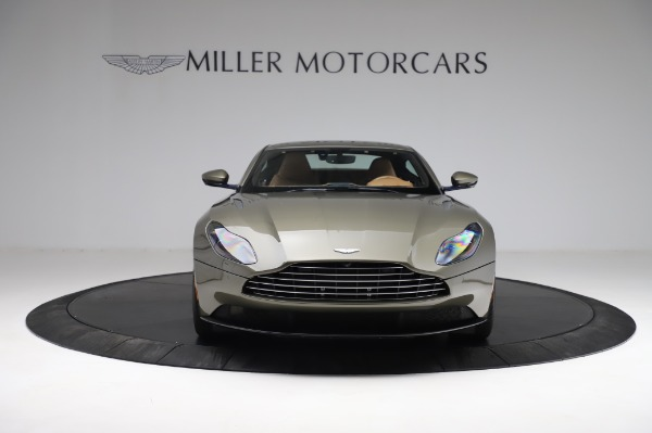 Used 2018 Aston Martin DB11 V8 for sale $151,900 at Maserati of Greenwich in Greenwich CT 06830 11