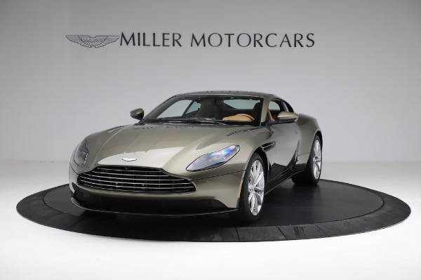 Used 2018 Aston Martin DB11 V8 for sale $151,900 at Maserati of Greenwich in Greenwich CT 06830 12