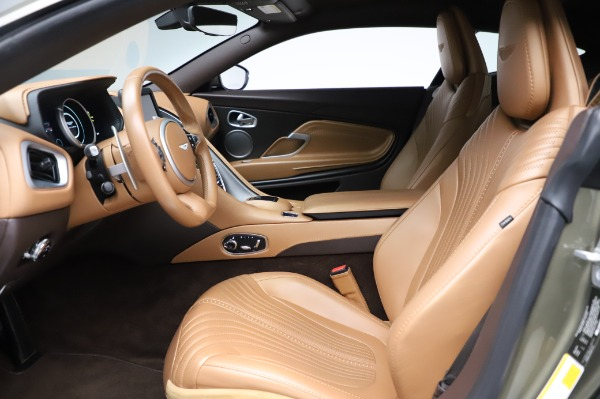 Used 2018 Aston Martin DB11 V8 for sale $151,900 at Maserati of Greenwich in Greenwich CT 06830 13