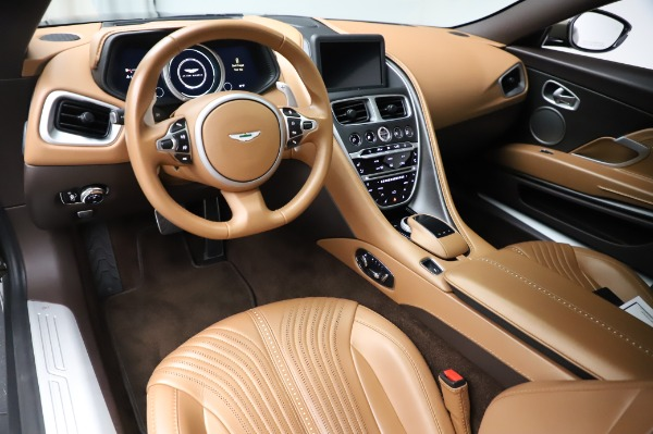 Used 2018 Aston Martin DB11 V8 for sale $151,900 at Maserati of Greenwich in Greenwich CT 06830 14