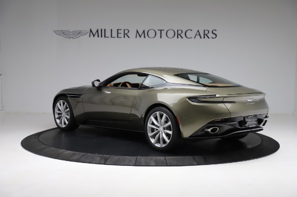 Used 2018 Aston Martin DB11 V8 for sale $151,900 at Maserati of Greenwich in Greenwich CT 06830 3