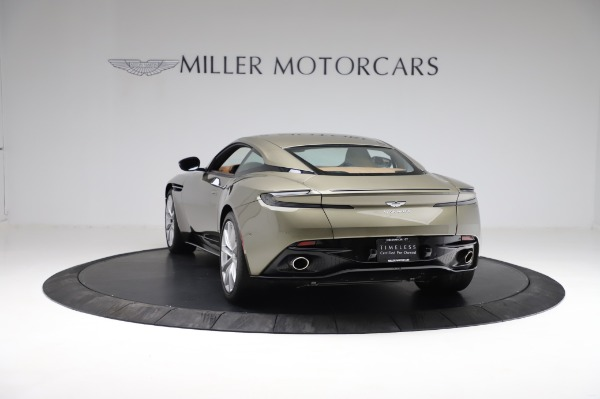Used 2018 Aston Martin DB11 V8 for sale $151,900 at Maserati of Greenwich in Greenwich CT 06830 4
