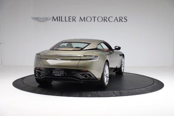 Used 2018 Aston Martin DB11 V8 for sale $151,900 at Maserati of Greenwich in Greenwich CT 06830 6