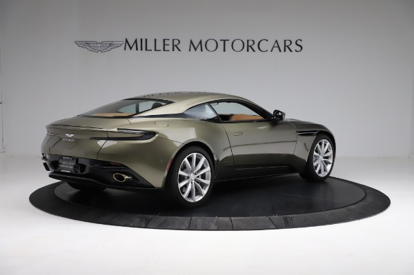 Used 2018 Aston Martin DB11 V8 for sale $151,900 at Maserati of Greenwich in Greenwich CT 06830 7