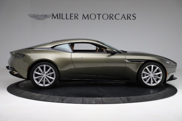 Used 2018 Aston Martin DB11 V8 for sale $151,900 at Maserati of Greenwich in Greenwich CT 06830 8