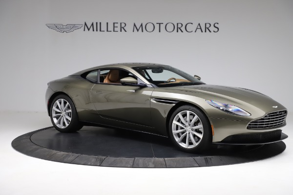 Used 2018 Aston Martin DB11 V8 for sale $151,900 at Maserati of Greenwich in Greenwich CT 06830 9