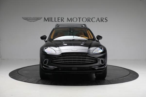 New 2021 Aston Martin DBX for sale $207,886 at Maserati of Greenwich in Greenwich CT 06830 11