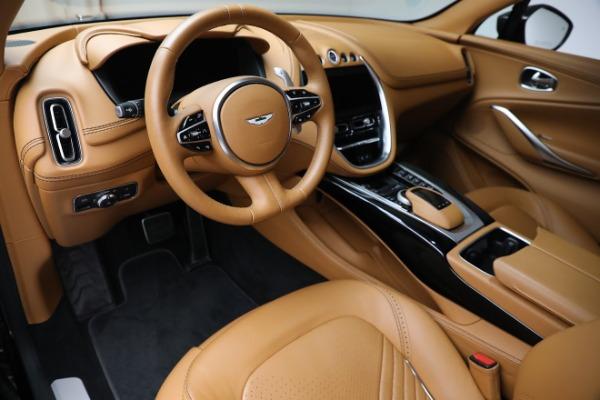 New 2021 Aston Martin DBX for sale $207,886 at Maserati of Greenwich in Greenwich CT 06830 13