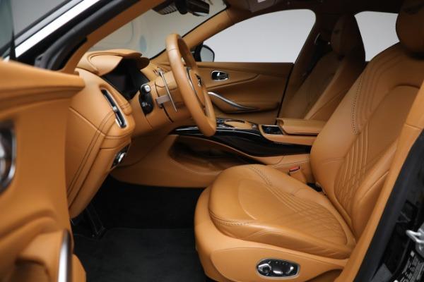 New 2021 Aston Martin DBX for sale $207,886 at Maserati of Greenwich in Greenwich CT 06830 14