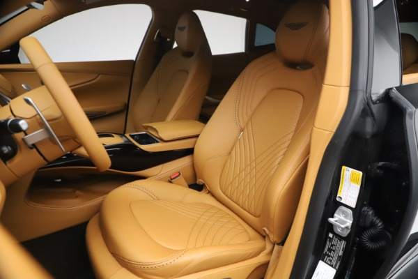New 2021 Aston Martin DBX for sale $207,886 at Maserati of Greenwich in Greenwich CT 06830 15