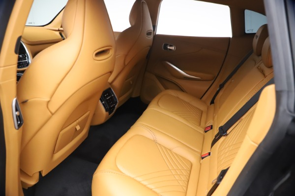 New 2021 Aston Martin DBX for sale $207,886 at Maserati of Greenwich in Greenwich CT 06830 17