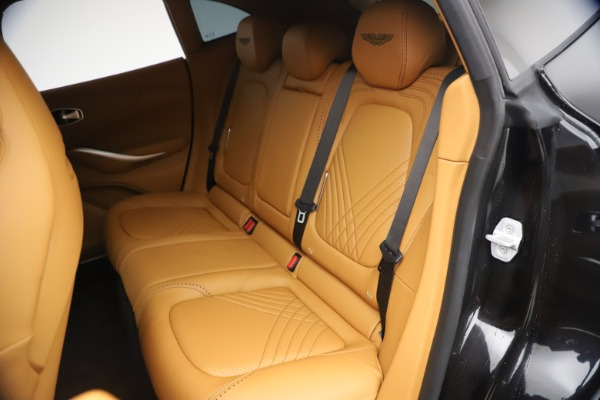 New 2021 Aston Martin DBX for sale $207,886 at Maserati of Greenwich in Greenwich CT 06830 18
