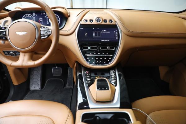 New 2021 Aston Martin DBX for sale $207,886 at Maserati of Greenwich in Greenwich CT 06830 19