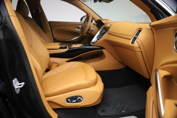 New 2021 Aston Martin DBX for sale $207,886 at Maserati of Greenwich in Greenwich CT 06830 20