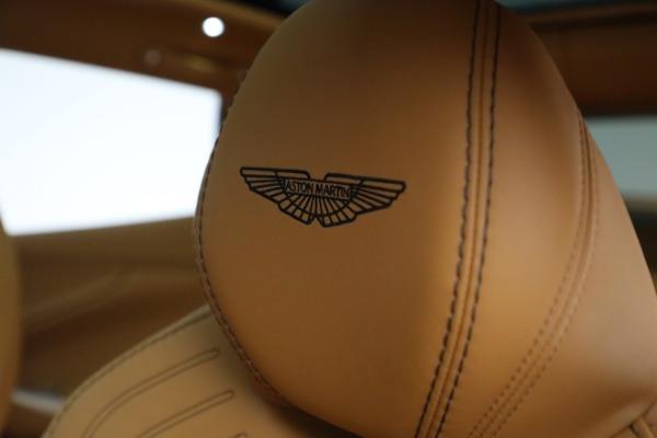 New 2021 Aston Martin DBX for sale $207,886 at Maserati of Greenwich in Greenwich CT 06830 23