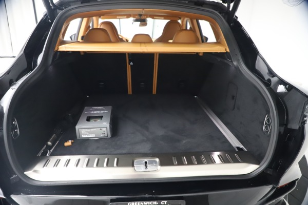 New 2021 Aston Martin DBX for sale $207,886 at Maserati of Greenwich in Greenwich CT 06830 24