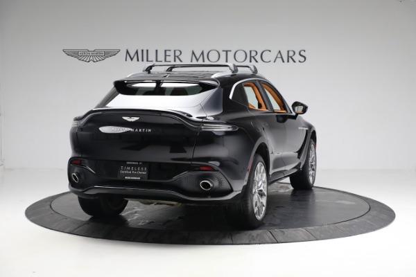 New 2021 Aston Martin DBX for sale $207,886 at Maserati of Greenwich in Greenwich CT 06830 6