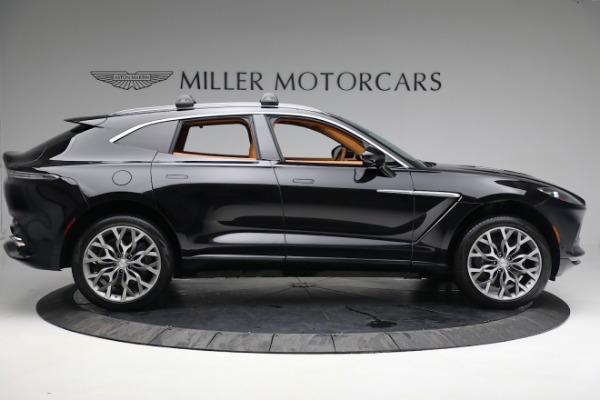 New 2021 Aston Martin DBX for sale $207,886 at Maserati of Greenwich in Greenwich CT 06830 8