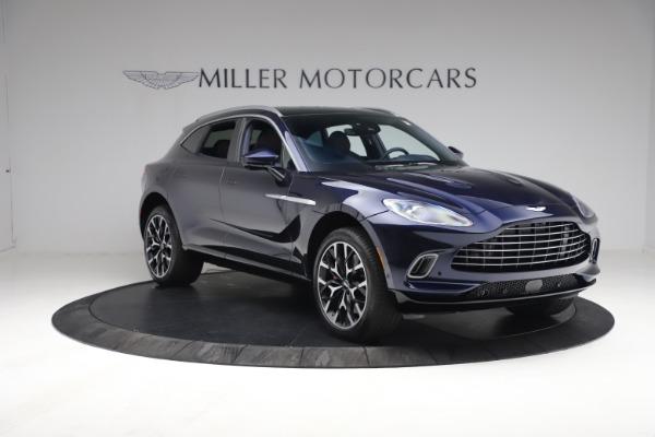 New 2021 Aston Martin DBX for sale $213,086 at Maserati of Greenwich in Greenwich CT 06830 10