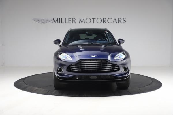 New 2021 Aston Martin DBX for sale $213,086 at Maserati of Greenwich in Greenwich CT 06830 11