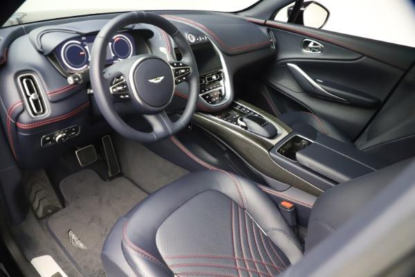 New 2021 Aston Martin DBX for sale $213,086 at Maserati of Greenwich in Greenwich CT 06830 13