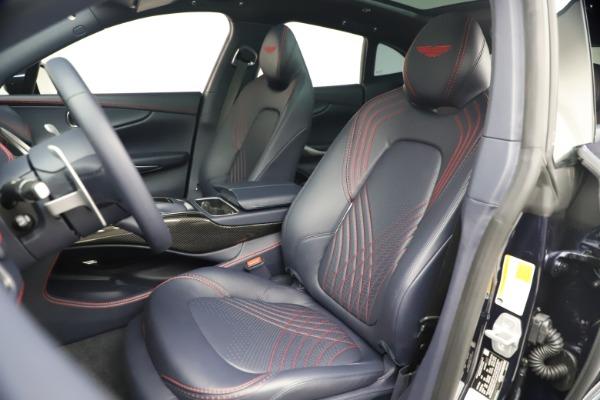 New 2021 Aston Martin DBX for sale $213,086 at Maserati of Greenwich in Greenwich CT 06830 15
