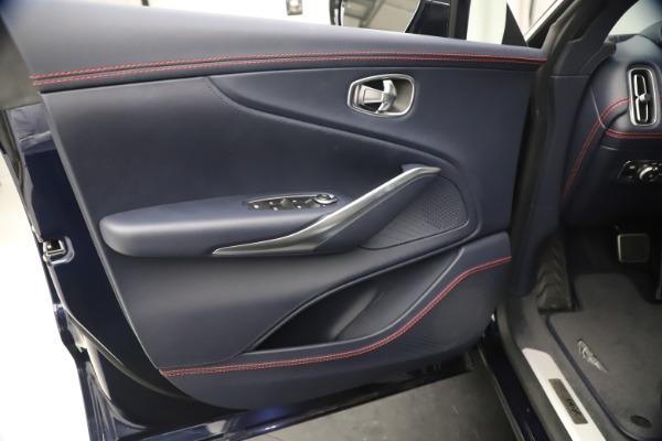 New 2021 Aston Martin DBX for sale $213,086 at Maserati of Greenwich in Greenwich CT 06830 16