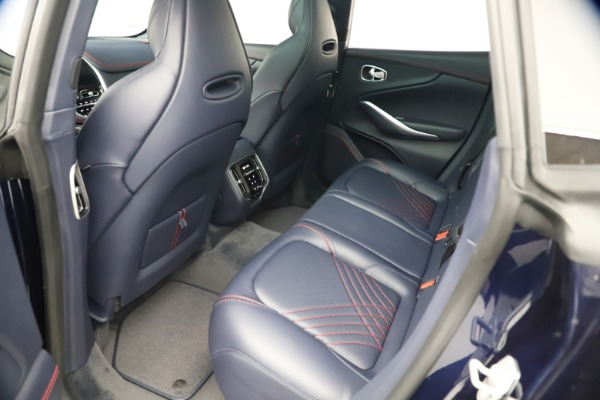 New 2021 Aston Martin DBX for sale $213,086 at Maserati of Greenwich in Greenwich CT 06830 19