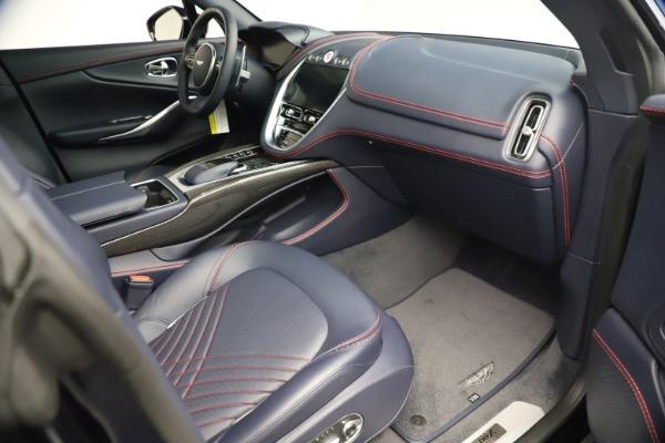 New 2021 Aston Martin DBX for sale $213,086 at Maserati of Greenwich in Greenwich CT 06830 21