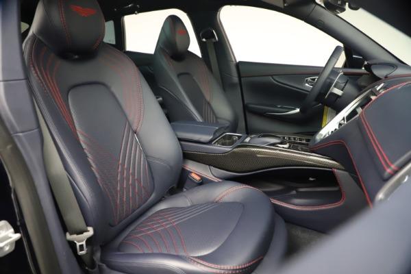 New 2021 Aston Martin DBX for sale $213,086 at Maserati of Greenwich in Greenwich CT 06830 23