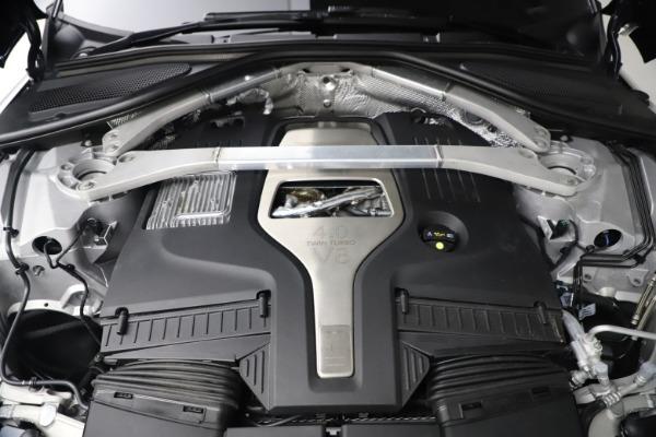 New 2021 Aston Martin DBX for sale $213,086 at Maserati of Greenwich in Greenwich CT 06830 25