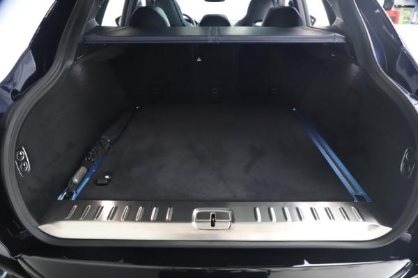 New 2021 Aston Martin DBX for sale $213,086 at Maserati of Greenwich in Greenwich CT 06830 26