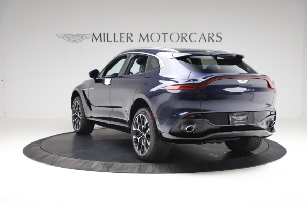 New 2021 Aston Martin DBX for sale $213,086 at Maserati of Greenwich in Greenwich CT 06830 4