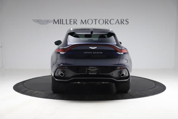 New 2021 Aston Martin DBX for sale $213,086 at Maserati of Greenwich in Greenwich CT 06830 5