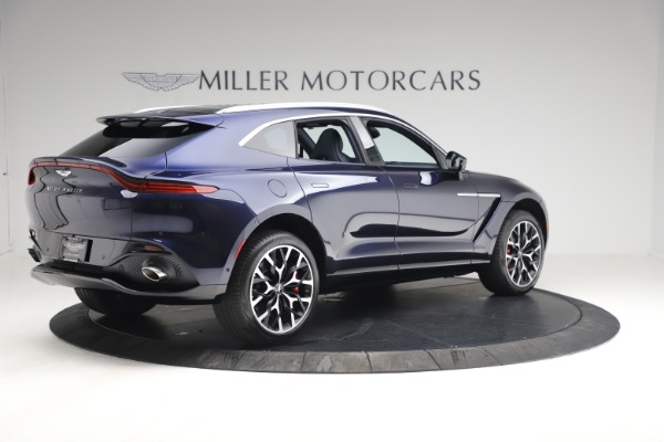 New 2021 Aston Martin DBX for sale $213,086 at Maserati of Greenwich in Greenwich CT 06830 7