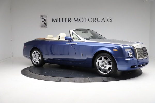Used 2009 Rolls-Royce Phantom Drophead Coupe for sale $225,900 at Maserati of Greenwich in Greenwich CT 06830 10