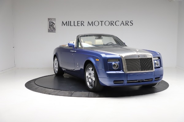 Used 2009 Rolls-Royce Phantom Drophead Coupe for sale $225,900 at Maserati of Greenwich in Greenwich CT 06830 11
