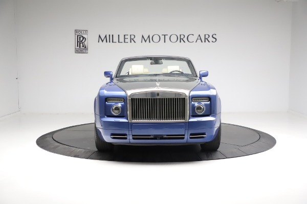 Used 2009 Rolls-Royce Phantom Drophead Coupe for sale $225,900 at Maserati of Greenwich in Greenwich CT 06830 12
