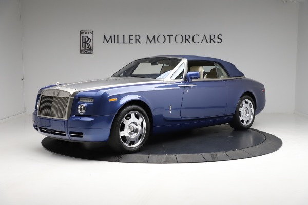 Used 2009 Rolls-Royce Phantom Drophead Coupe for sale $225,900 at Maserati of Greenwich in Greenwich CT 06830 13